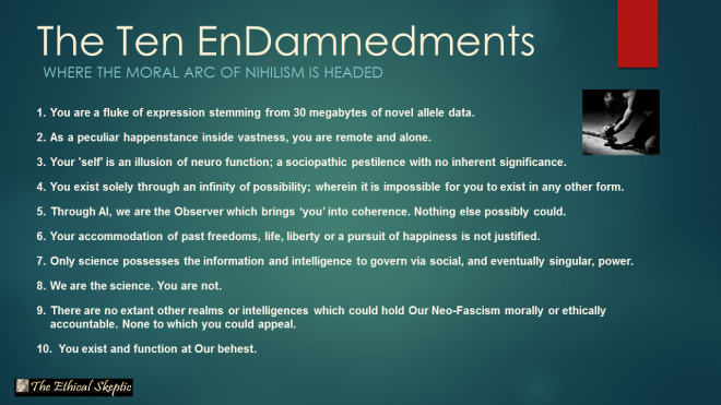 The Ten Endamnedments