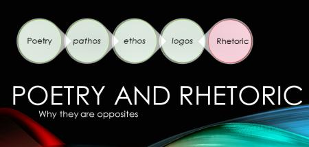 Poetry and Rhetoric - Copy